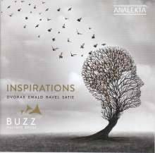 Buzz Cuivres - Inspirations, CD