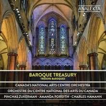 Orchestre du Centre National des Arts du Canada - Baroque Treasury, CD