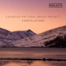 Canadian National Brass Project, CD