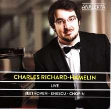 Charles Richard-Hamelin, Klavier, CD