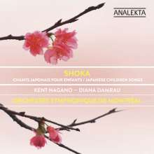 Diana Damrau - Shoka (Japanische Kinderlieder), CD