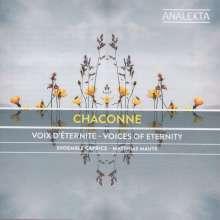 Ensemble Caprice - Chaconne, CD