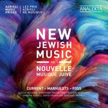 Czech National Symphony Orchestra - New Jewish Music, CD