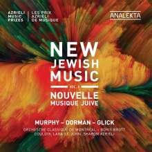 Czech National Symphony Orchestra - New Jewish Music Vol.2, CD