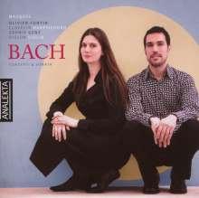 Johann Sebastian Bach (1685-1750): Cembalokonzerte BWV 1052 & 1056, CD