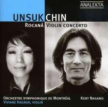 Unsuk Chin (geb. 1961): Violinkonzert, CD