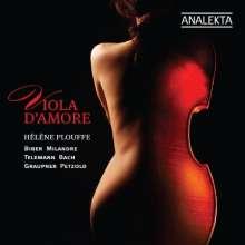 Viola d'amore, CD