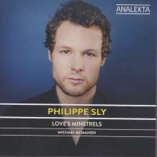 Philippe Sly - Love's Minstrels, CD
