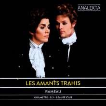 "Jean Philippe Rameau (1683-1764): Kantaten ""Les Amants Trahis"", CD"