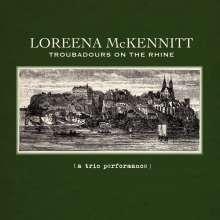 Loreena McKennitt: Troubadours On The Rhine, CD