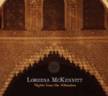 Loreena McKennitt: Nights From The Alhambra (CD-Format), 3 CDs