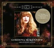 Loreena McKennitt: The Journey So Far (Collector's Edition), 4 CDs