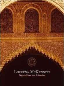 Loreena McKennitt: Nights From The Alhambra (DVD-Format), 1 DVD und 2 CDs