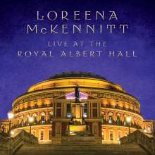 Loreena McKennitt: Live At The Royal Albert Hall, 2 CDs