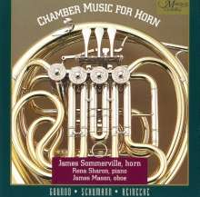 James Sommerville - Chamber Music for Horn, CD