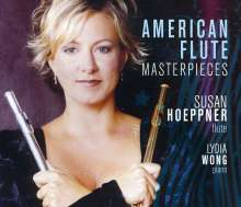 Susan Hoeppner - American Flute Masterpieces, CD