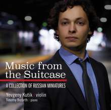 Yevgeny Kutik - Music from the Suitcase, CD