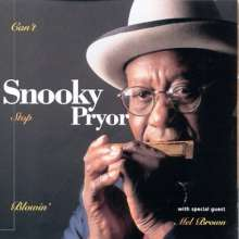 Snooky Pryor: Can't Stop Blowing, CD