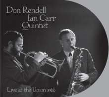 Don Rendell & Ian Carr: Live At The Union 1966, CD