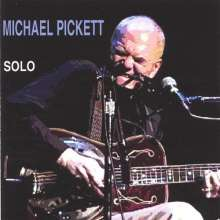 Michael Pickett: Solo, CD