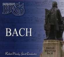 Canadian Brass - Bach, CD