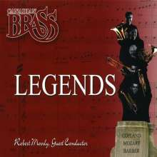 Canadian Brass - Legends, CD