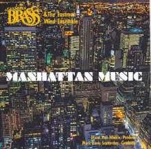 Canadian Brass - Manhattan Music, CD