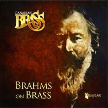 Canadian Brass - Brahms on Brass, CD