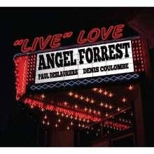 Angel Forrest: Live Love, CD