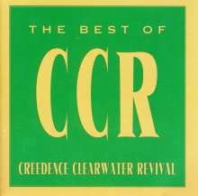 Creedence Clearwater Revival: The Best Of CCR, 2 CDs