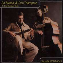Bickert/Thompson: At The Garden Party, CD