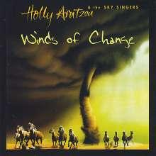 Holly Arntzen & The Sky Singe: Winds Of Change, CD