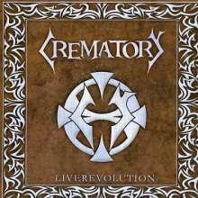 Crematory: Live Revolution, CD
