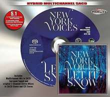 New York Voices: Let It Snow, SACD