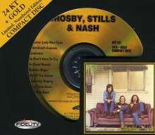 Crosby, Stills & Nash: Crosby, Stills & Nash (Ltd. Special 24 Karat Gold-HDCD), CD