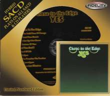 Yes: Close To The Edge (Hybrid-SACD) (Limited Edition), Super Audio CD