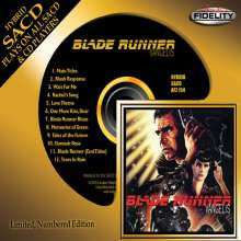 Vangelis (geb. 1943): Filmmusik: Blade Runner (Original Soundtrack) (Hybrid-SACD) (Ltd. Numbered Edition), Super Audio CD