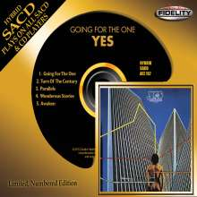 Yes: Going For The One (Hybrid-SACD) (Limited Numbered Edition), SACD