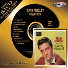 Elvis Presley (1935-1977): King Creole (Original Soundtrack) (Hybrid-SACD) (Limited Edition), SACD