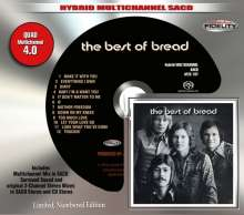 Bread: The Best Of Bread (Limited Numbered Edition) (Hybrid-SACD), Super Audio CD