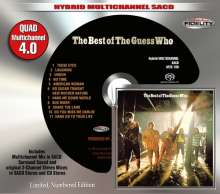 The Guess Who: The Best Of The Guess Who (Limited Numbered Edition) (Hybrid-SACD), Super Audio CD