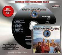 Earth, Wind & Fire: Open Our Eyes (Limited Numbered Edition) (Hybrid-SACD), SACD
