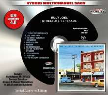Billy Joel: Streetlife Serenade (Limited Numbered Edition) (Hybrid-SACD), Super Audio CD