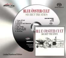 Blue Öyster Cult: Secret Treaties (Limited Numbered Edition) (Hybrid-SACD), Super Audio CD