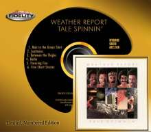 Weather Report: Tale Spinnin' (Limited-Numbered-Edition) (Hybrid-SACD), SACD