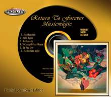 Return To Forever: Musicmagic (Limited-Numbered-Edition) (Hybrid-SACD), SACD