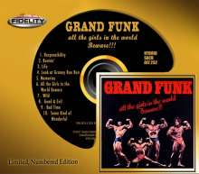 Grand Funk Railroad (Grand Funk): All The Girls In The World Beware!!! (Limited-Numered-Edition) (Hybrid-SACD), Super Audio CD