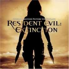 Filmmusik: Resident Evil: Extinctiion, CD