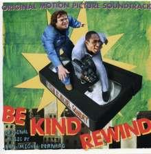 Filmmusik: Be Kind Rewind, CD