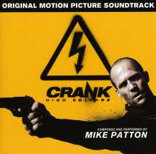 Mike Patton: Filmmusik: Crank: High Voltage (OST), CD